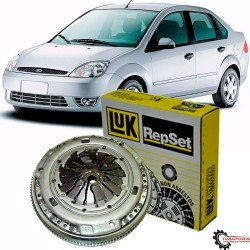 Kit Embreagem Luk - Ford - 618304133 | Fiesta | Ka | Rocam