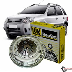 Kit Embreagem Luk-620310033 | Courier | Ecosport | Escort | Fiesta | Focus | Ka